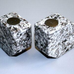 Granite Condiment Set