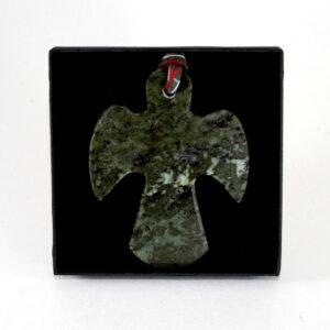 Connemara Marble Angel ornament