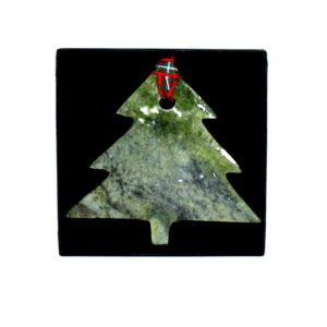 Connemara Marble Christmas Tree Ornament