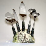 Connemara Marble Serving Utensil Set