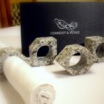 Wicklow Granite Napkin Holders