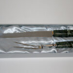 Connemara Marble Carving Set